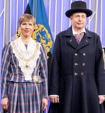 Presidendipaari Vabariigi aastapäeva vastuvõtt 2019